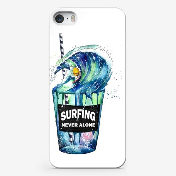 Чехол iPhone «surf»