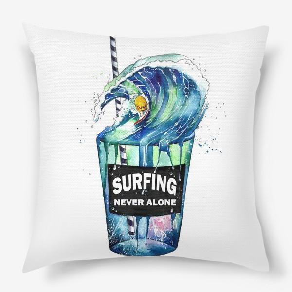 Подушка «surf»