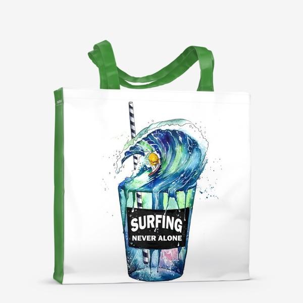 Сумка-шоппер «surf»
