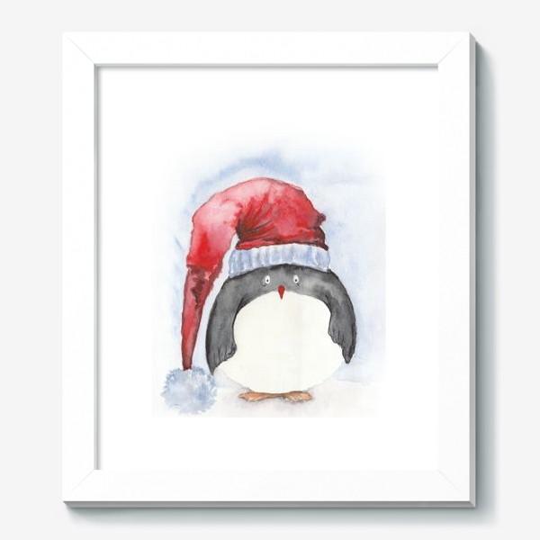 Картина «На Южном полушарии тоже Новый год»