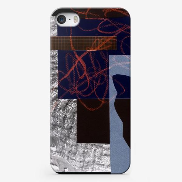 Чехол iPhone «коллаж»