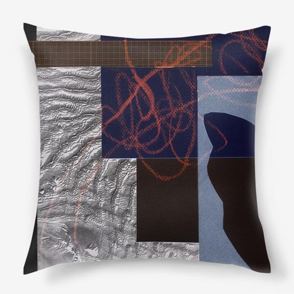 Подушка «коллаж»