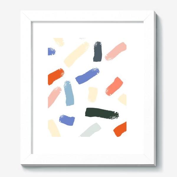 Картина «Brushstrokes»