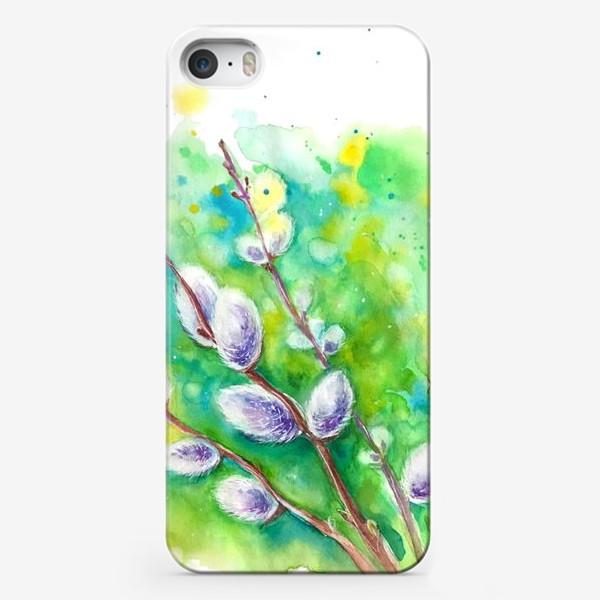 Чехол iPhone «Верба»