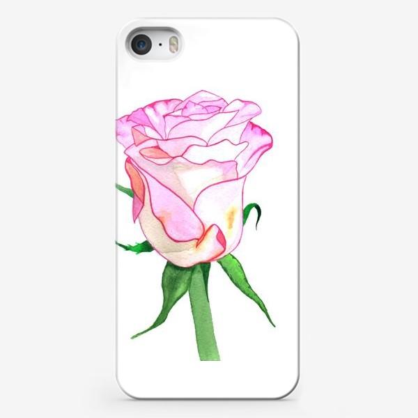 Чехол iPhone «Роза »