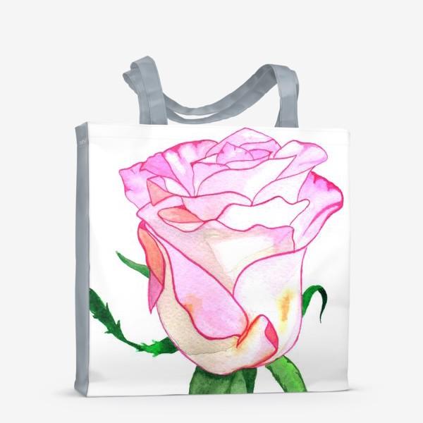Сумка-шоппер «Роза »