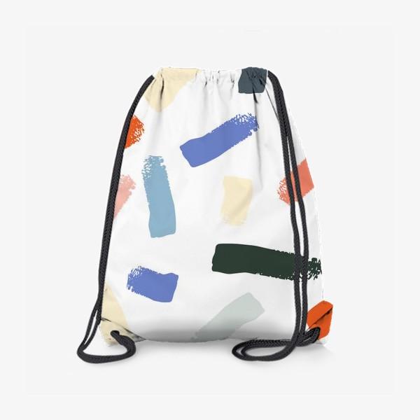 Рюкзак «Brushstrokes»