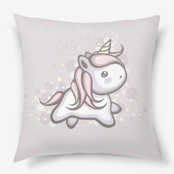 Подушка «Волшебный Единорожка»
