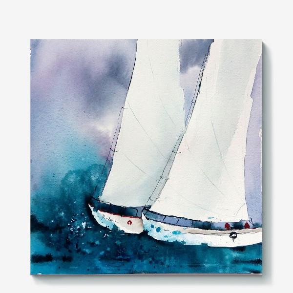 Холст «Море»
