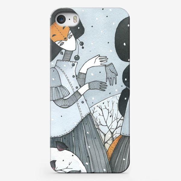 Чехол iPhone «случай в лесу (2)»