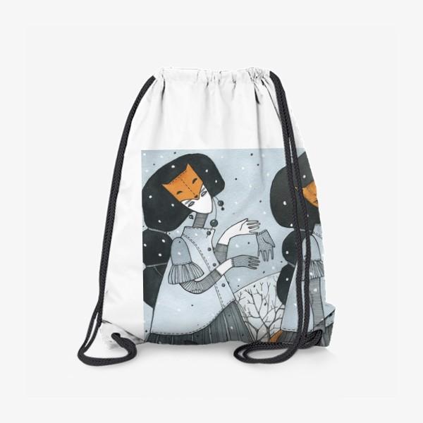 Рюкзак «случай в лесу (2)»