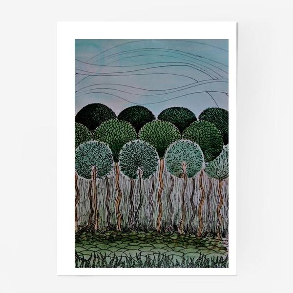 Постер «Garden»