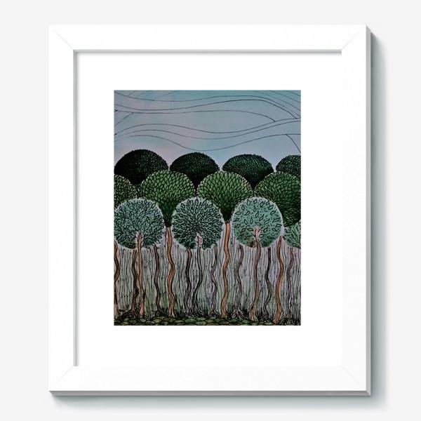 Картина «Garden»