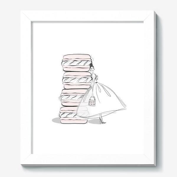 Картина «макароны»