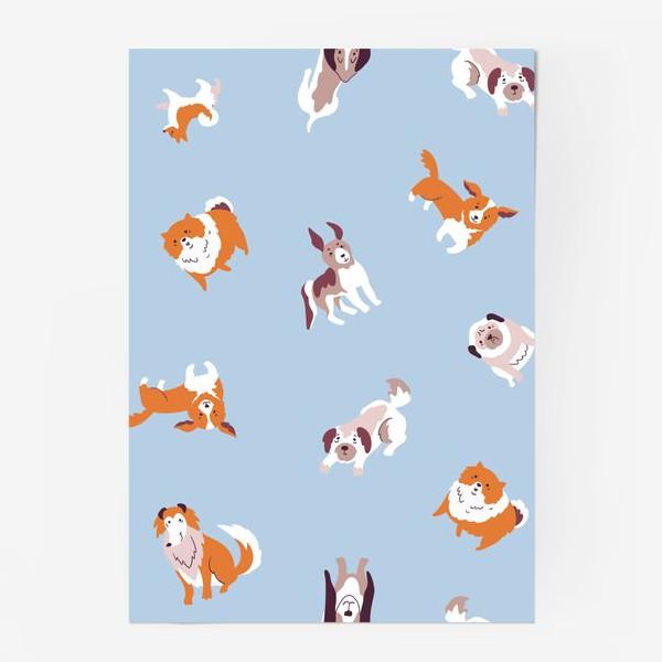 Постер «Собачки»