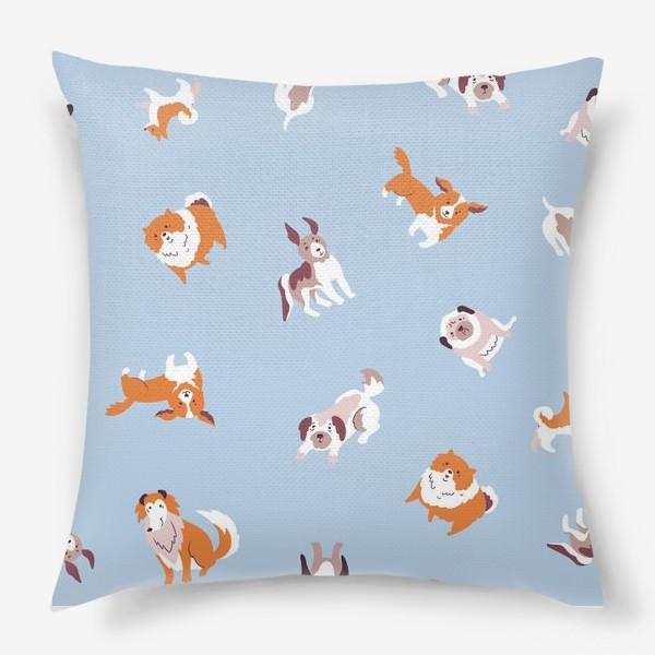 Подушка «Собачки»