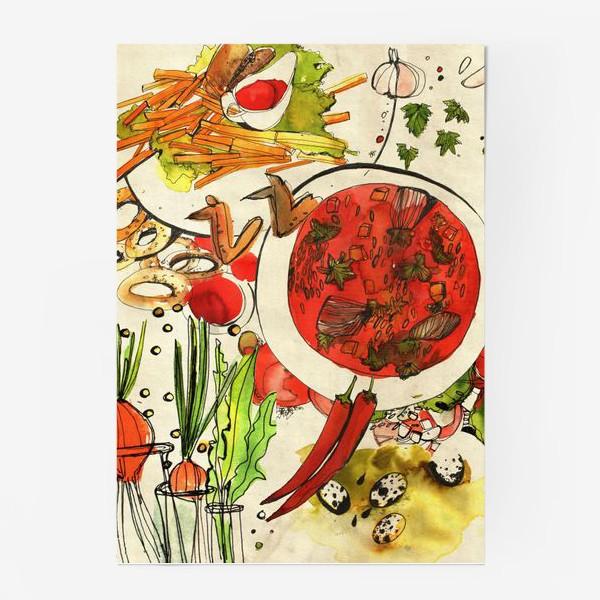 Постер «Летний обед»