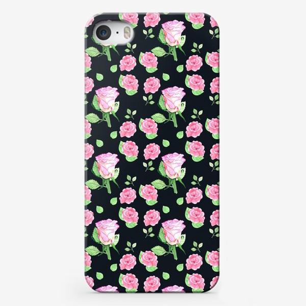 Чехол iPhone «Розы»