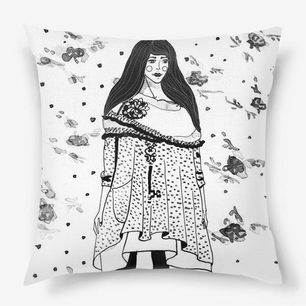 Подушка «Алиса в стране чудес»