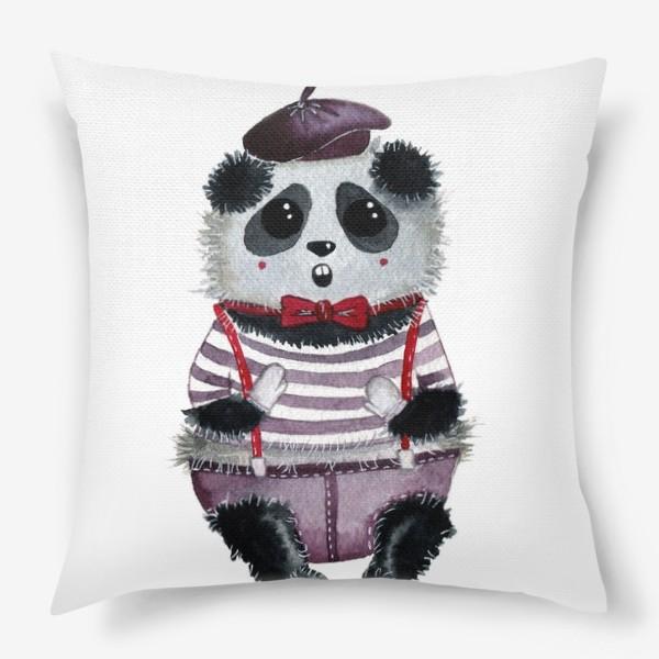 Подушка «Панда Мим»