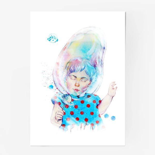 Постер «Saturn`s keeper»