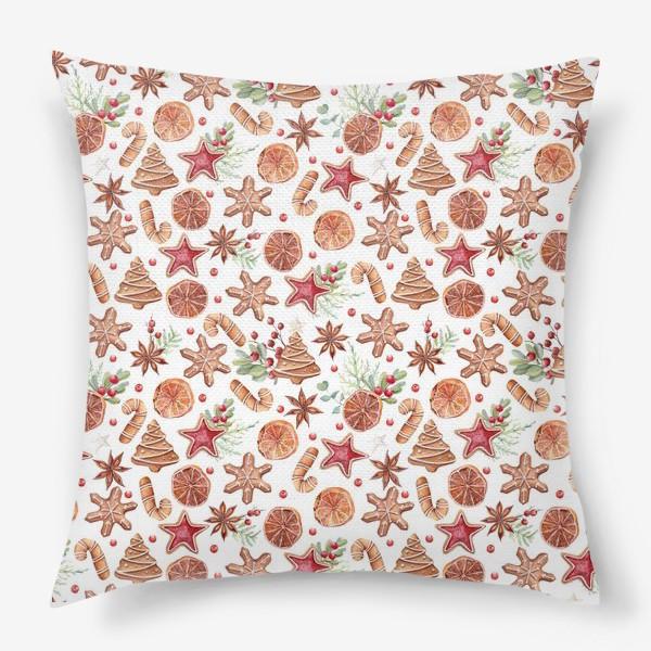 Подушка «Весело и сладко»
