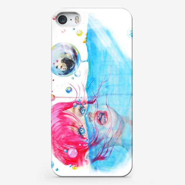 Чехол iPhone «Ma dear panda!»