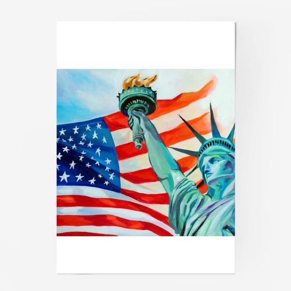 Постер «New York»