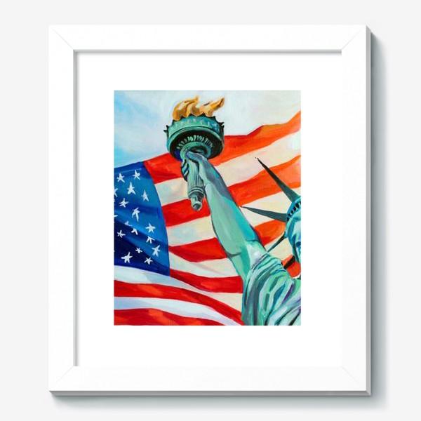 Картина «New York»
