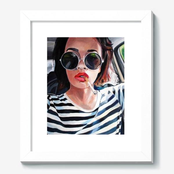 Картина «Белый Черный Красный»