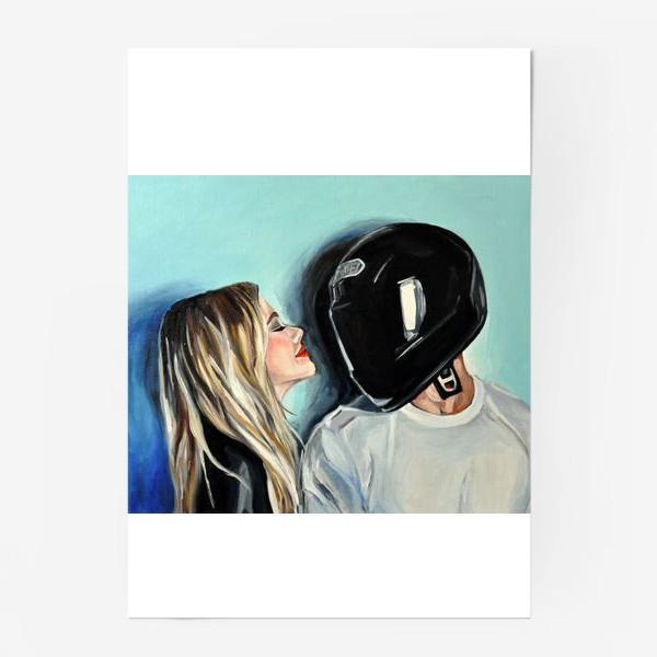 Постер «Шлем»