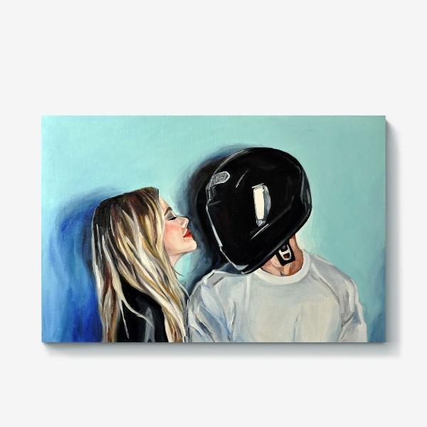 Холст «Шлем»