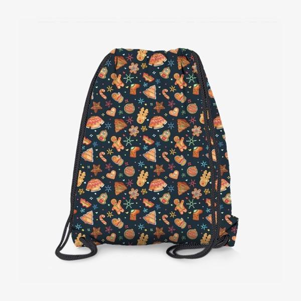 Рюкзак «имбирные пряники»