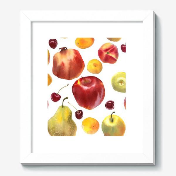 Картина «яблоки и груши №1»