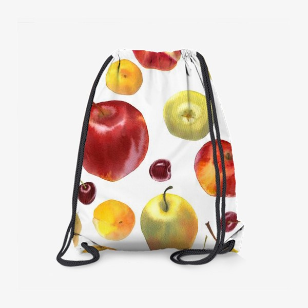 Рюкзак «яблоки и груши №1»