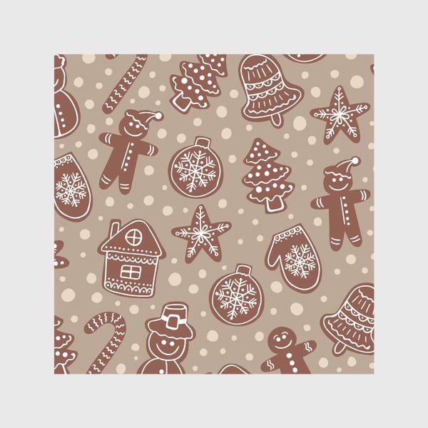 Скатерть «Рождественское печенье»