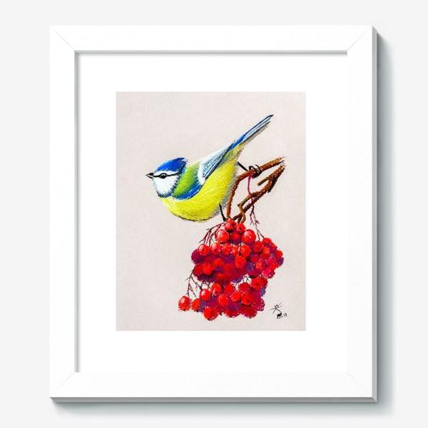 Картина «Синица - лазорека»