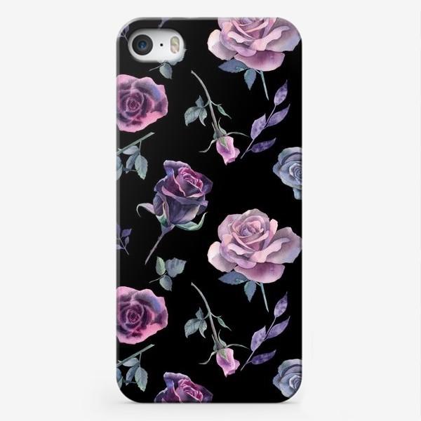 Чехол iPhone «Dark Garden»