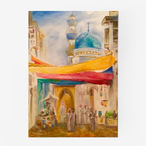 Постер «Мечеть»