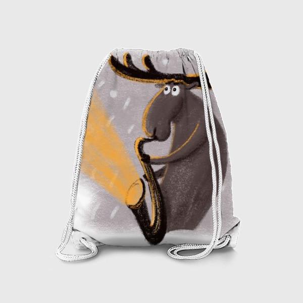 Рюкзак «Джазовый свет»