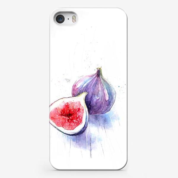 Чехол iPhone «Инжир»