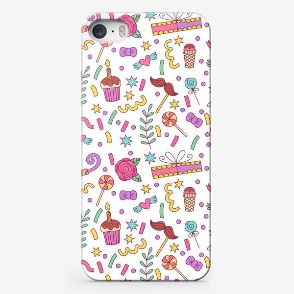 Чехол iPhone «Party»