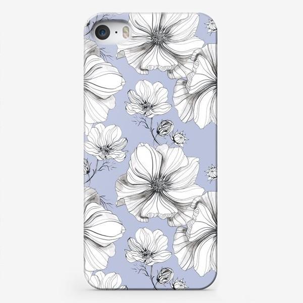Чехол iPhone «Цвет Космеи»