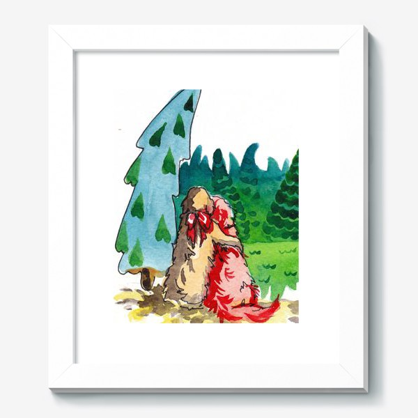 Картина «собачки»
