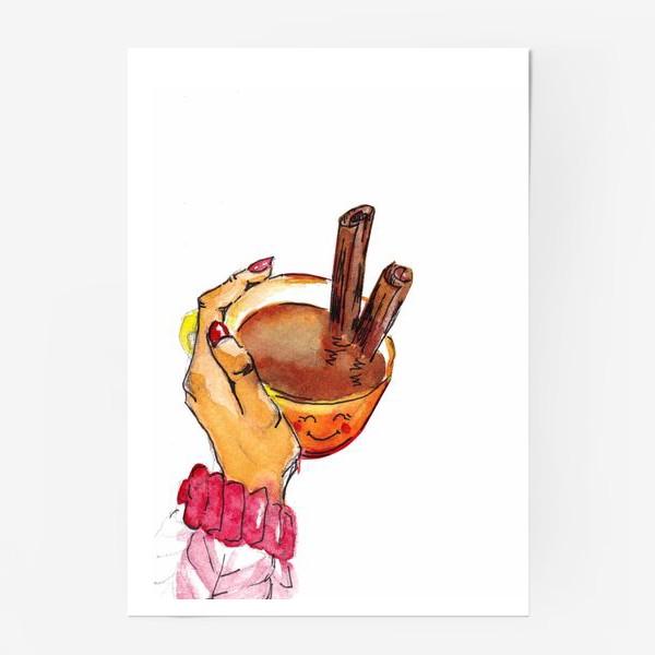 Постер «Зимние прелести»