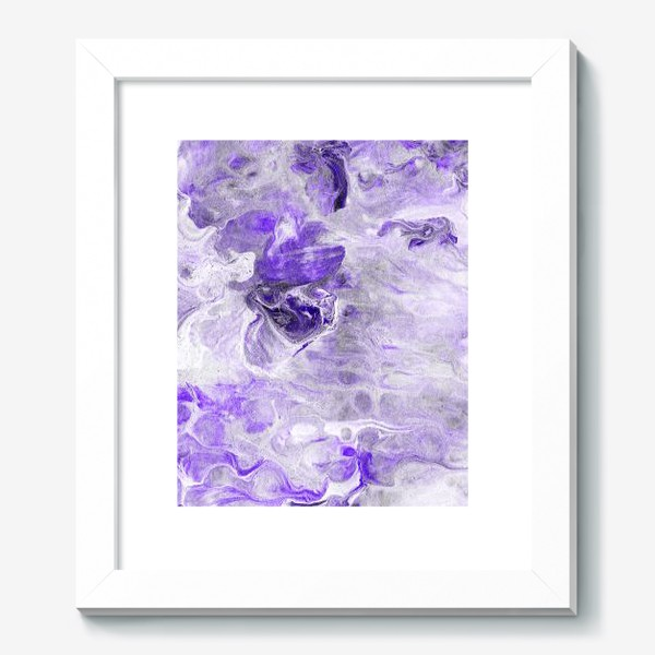 Картина «Абстракция жидкий акрил 3»