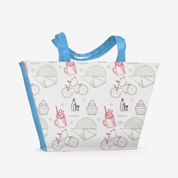 Пляжная сумка «Amsterdam»