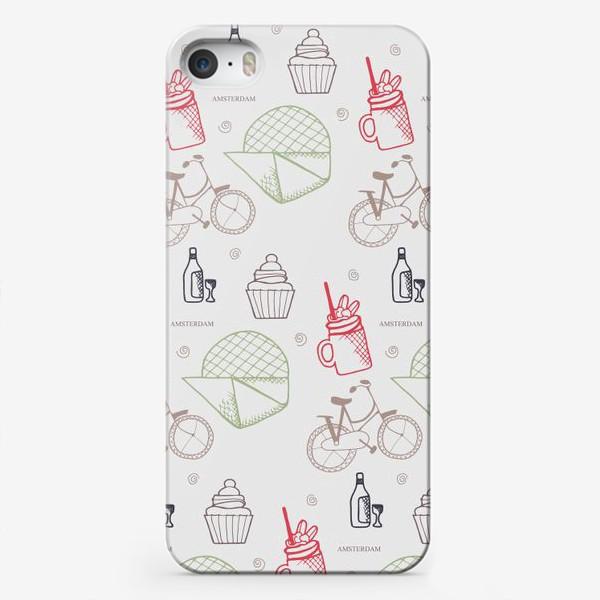 Чехол iPhone «Amsterdam»
