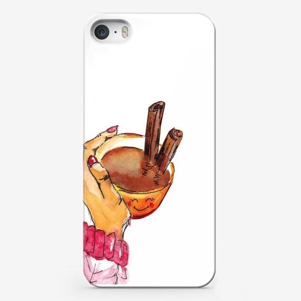 Чехол iPhone «Зимние прелести»