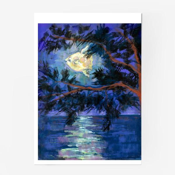 Постер «Рыба-луна»